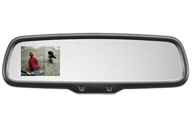 Toyota RAV4 Gentex Rearview Camera Display Mirror