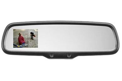 Ford Fusion Gentex Rearview Camera Display Mirror
