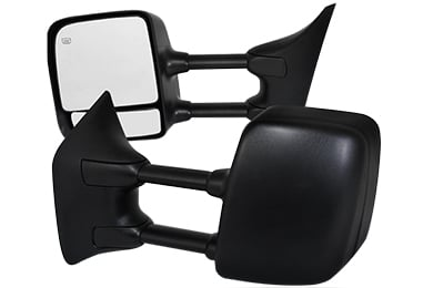 Chevy Silverado Spec-D Towing Mirrors