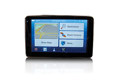 Ford Econoline ProZ Portable GPS Navigation Unit