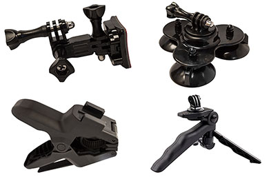 Chevy Silverado ProZ Camera Mounts