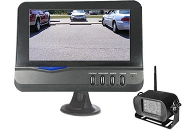 Lexus GS 450h Top Dawg Heavy Duty Wireless Backup Camera with Monitor