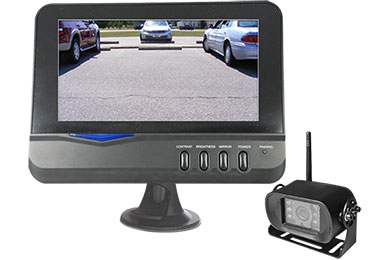 Maserati Spyder Top Dawg Heavy Duty Wireless Backup Camera with Monitor