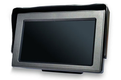 Mercedes-Benz G-Class Top Dawg Wireless Backup Camera with Monitor