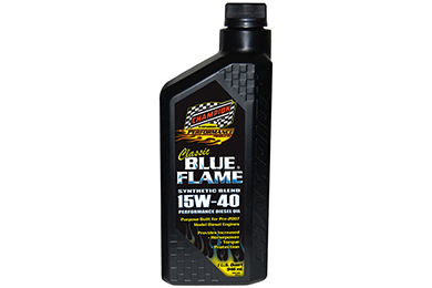 champion classic blue flame synthetic blend motor oil