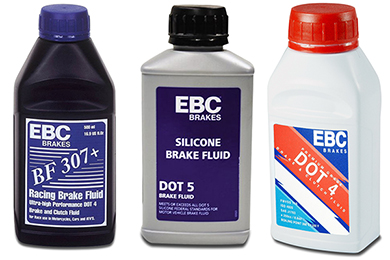 GMC Canyon EBC Brake Fluid