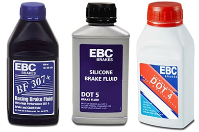 Isuzu Axiom EBC Brake Fluid