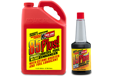 Red Line 85 Plus Diesel Fuel Enhancer