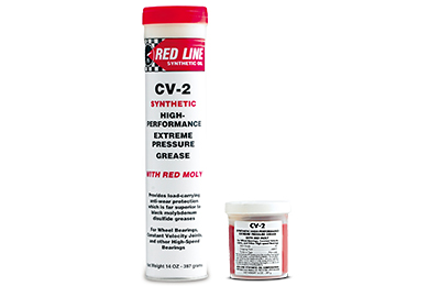 Chevy Citation Red Line CV-2 Grease