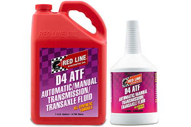 Red Line D4 Automatic Transmission Fluid