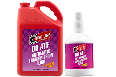 red line d6 automatic transmission fluid