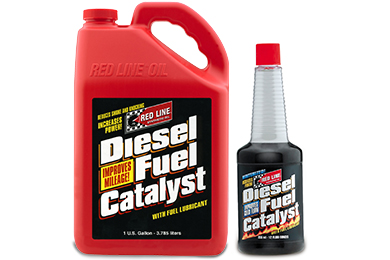 Audi S4 Red Line Diesel Fuel Catalyst