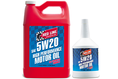 Audi TT Red Line High Performance Motor Oil