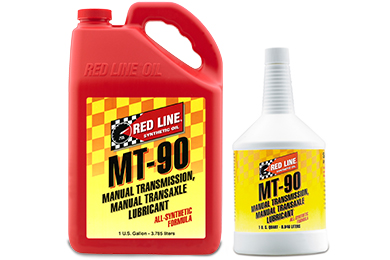 Red Line Manual Transmission Gear Oil