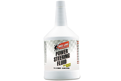 Ford Probe Red Line Power Steering Fluid