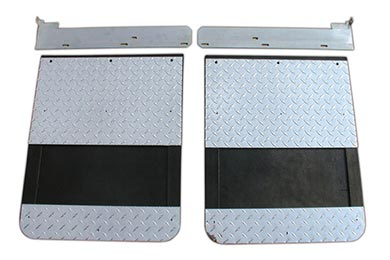Go Industries Diamond Dually Mud Flaps