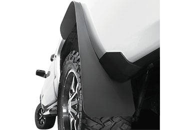 Ford F-350 Husky Liners Long John Mud Flaps