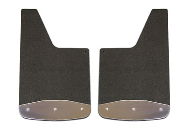 Ford F-350 Luverne Universal Rubber Mud Guards