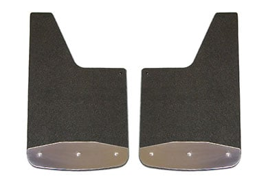 GMC Sierra Luverne Universal Rubber Mud Guards
