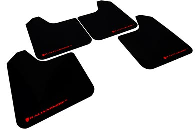 Jeep Grand Cherokee Rally Armor Universal UR Mud Flaps