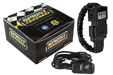 Jeep Wrangler aFe Sprint Booster Power Converter
