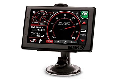 Ford F-350 Banks iQ Dashboard PC
