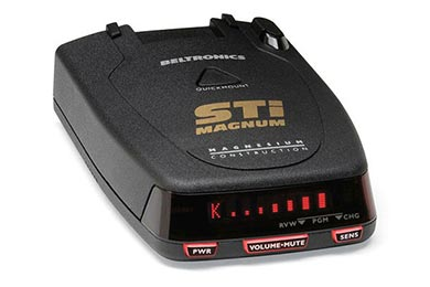 Dodge Journey Beltronics STi Magnum Radar Detector