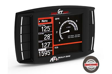 Jeep Wrangler Bully Dog Triple Dog GT Tuner (50-State Legal)