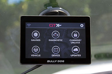 Dodge Ram Bully Dog GTX Watchdog Performance Monitor