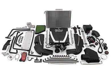 Chevy Corvette Edelbrock E-Force Supercharger Kits