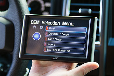 Ford F-150 Edge Evolution CTS2 Programmer