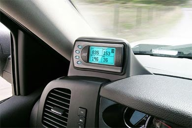 Dodge Ram Edge Dash Pods