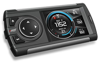 Jeep Wrangler Edge Insight CS2 Monitor