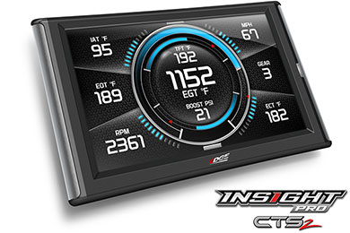 Infiniti I30 Edge Insight Pro CTS2 Monitor