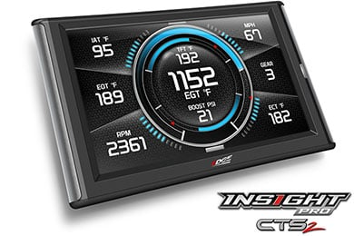 Jeep Wrangler Edge Insight Pro CTS2 Monitor