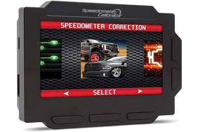 Chevy Colorado Hypertech Speedometer Calibrator