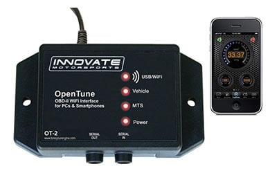Ford Mustang Innovate Motorsports OT-2 OBD-II Scanner & WiFi Interface