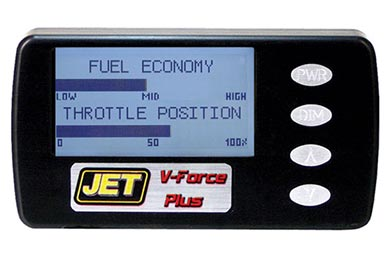 Jeep Wrangler Jet V-Force Plus Power Control Module