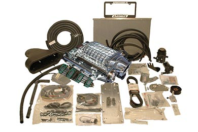 Ford Mustang Magna Charger Supercharger Kits