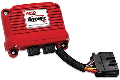 Chevy Corvette MSD Atomic TBI Power Module