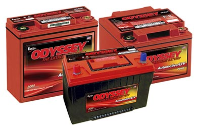 Chevy Corvette ODYSSEY Batteries