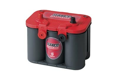 Chevy Corvette OPTIMA Red Top Battery