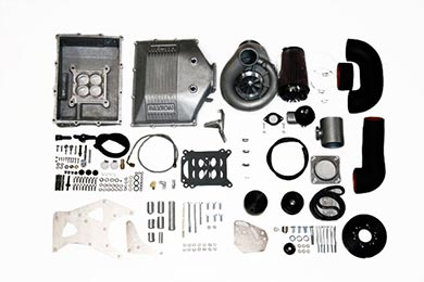 Paxton Supercharger Kits