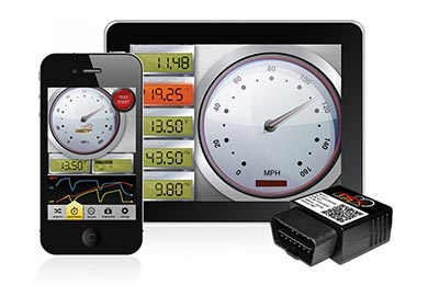 Chevy Corvette SCT iTSX Wireless OBD-II Interface (49-State Legal)
