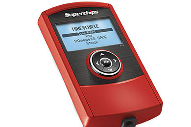 Dodge Dakota Superchips Flashpaq Tuner
