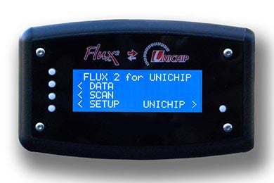 Volkswagen GTI Unichip Flux2 In Car Display