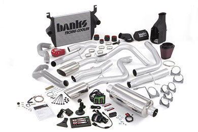 Ford F-350 Banks PowerPack System