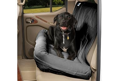 Toyota Tacoma Canine Covers Back Seat Dog Bed