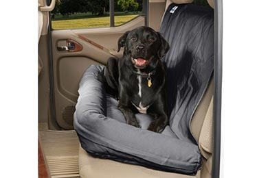 Ford F-250 Canine Covers Back Seat Dog Bed