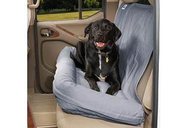 GMC Sierra Canine Covers Back Seat Dog Bed